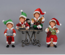 CC09-05 4 Piece Wine Elf Set