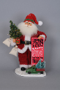 CC15-02 Lighted Tree Farm Santa