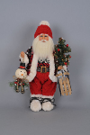 CC16-105 Lighted Winter Fun Santa