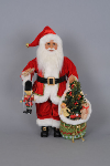 CC16-107 Lighted Nutcracker Santa
