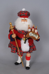 CC16-146 Scottish Santa
