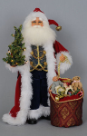 CC16-90 Lighted Traditional Santa