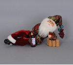 CC16-98  Wine Time Santa