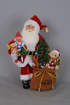 CC18-24 Lighted Toys Galore Santa