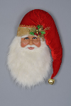 SH30-02 Traditional Santa Head
