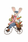 SP001 Trike Bunny Rabbit