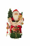 CC16-169  Lighted Christmas Eve Santa