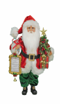 CC16-196  Lighted Traditional Elegance Christmas