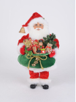 CC16-215 Lighted Gifts Galore Santa
