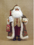 CC16-67 Coffee Santa