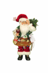 CC18-28  Lighted Honey-Do Santa