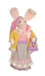 SP011 Mrs. Purple Bunny Rabbit