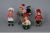 CC09-02 4 Piece Elf Assortment