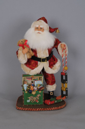 SC-40 Attic Treasures Santa