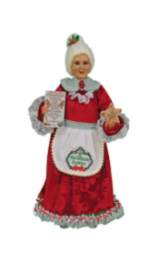 CC16-199  Mrs. Kitchen Claus