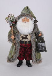 CC16-222 Lighted Wilderness Wonder Santa