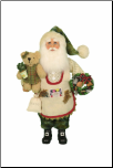 CC16-179 Green Thumb Santa