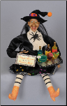 HA12-12 Magic Potions Witch
