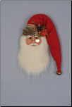 SH18-03 Woodland Santa Head Wall/Door Hangar