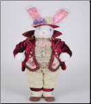 SP030  Royal Elegance Boy Bunny Rabbit
