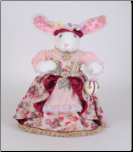 SP031  Royal Elegance Girl Bunny Rabbit